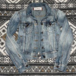 Sundays best aritzia Jean jacket size small